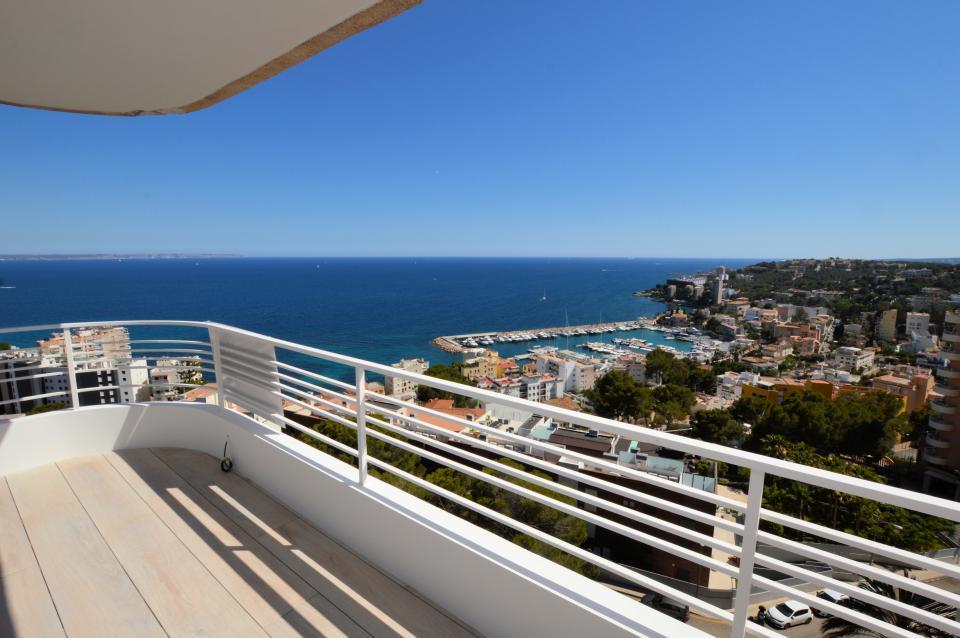 Spacious apartment with Sea view in San Agustin