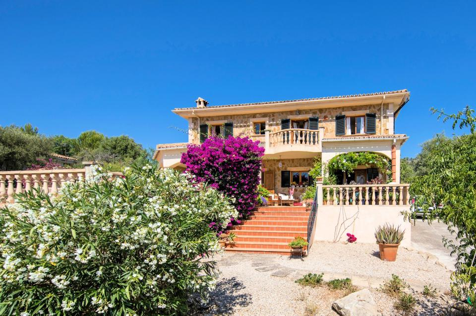 Villa Es Capdella