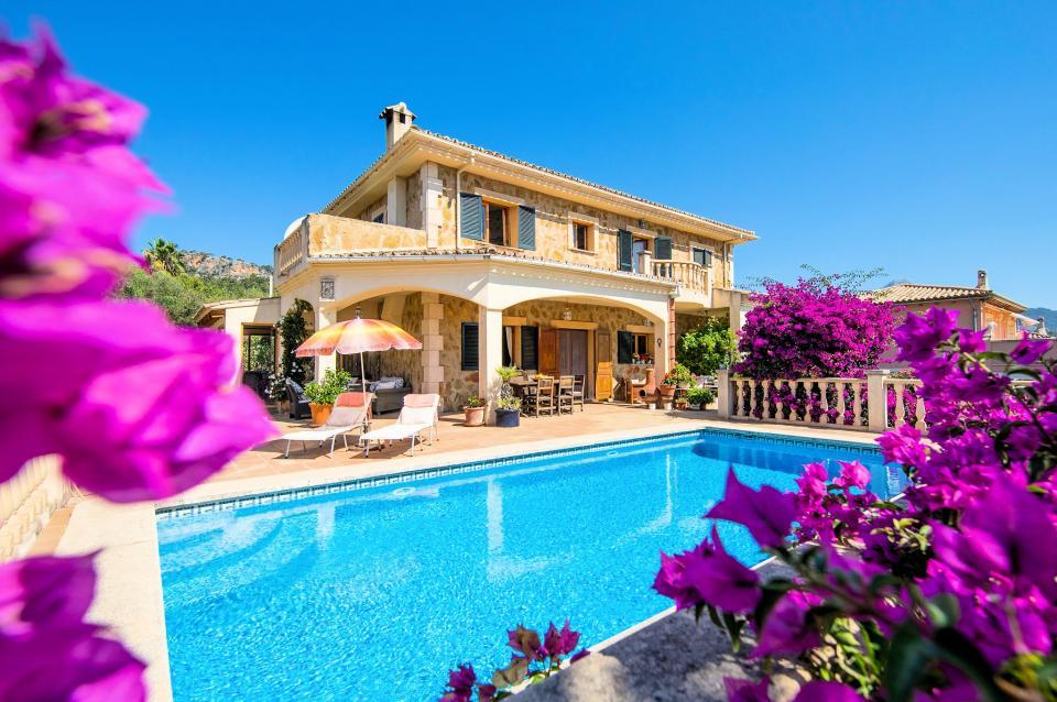 Villa Rustica im Es Capdella