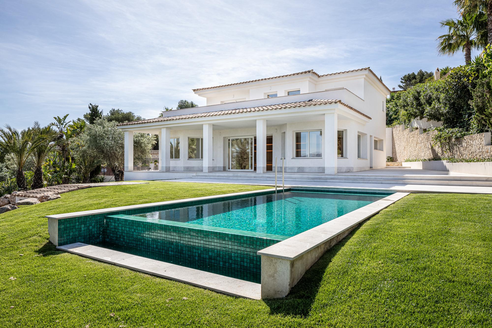 Charmante mediterrane Villa in Santa Ponsa
