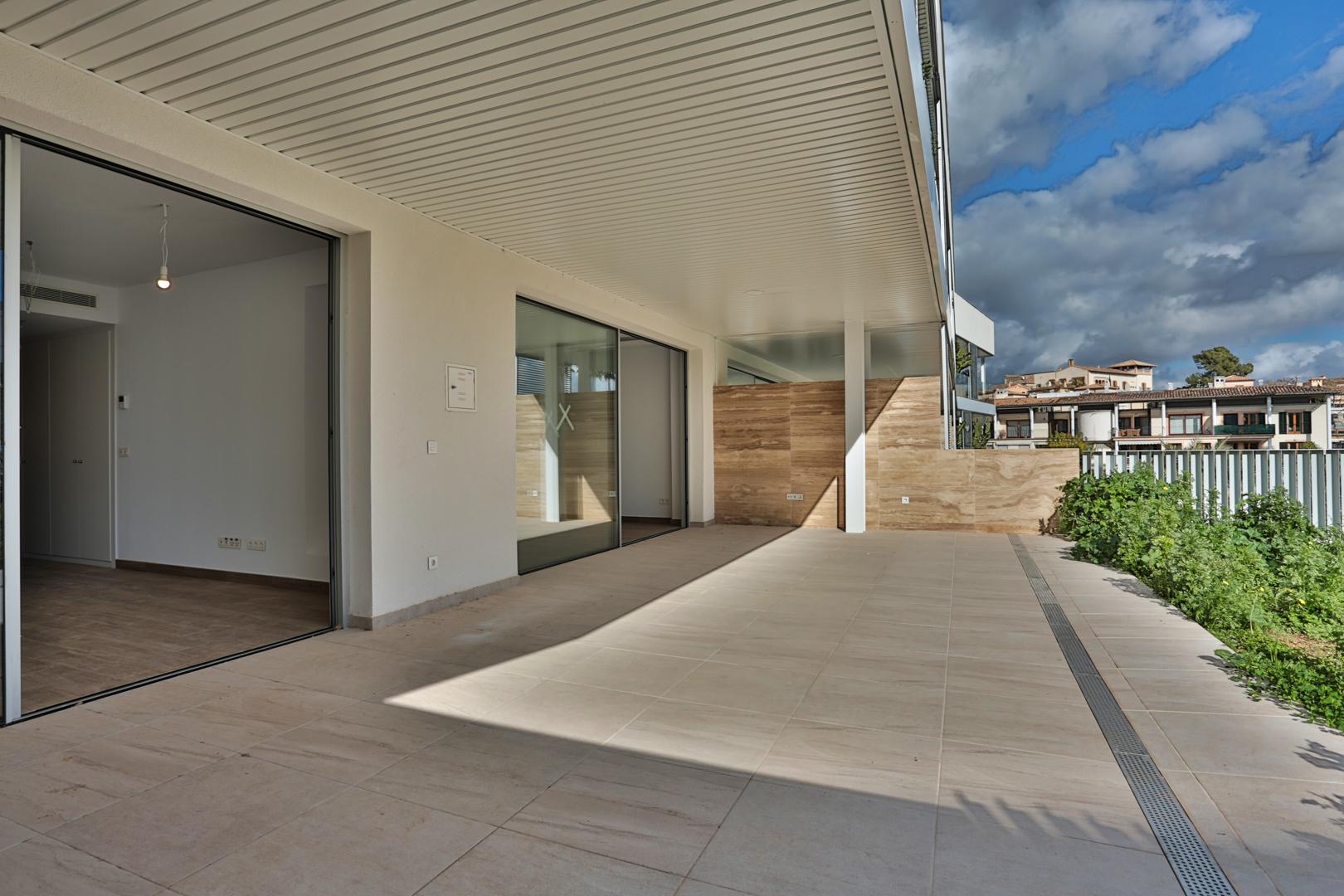 A Spacious Ground floor Apartment in Palma