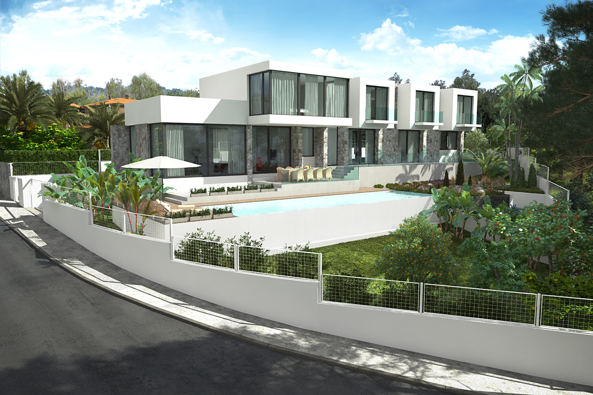 New project in Cala Vinyes