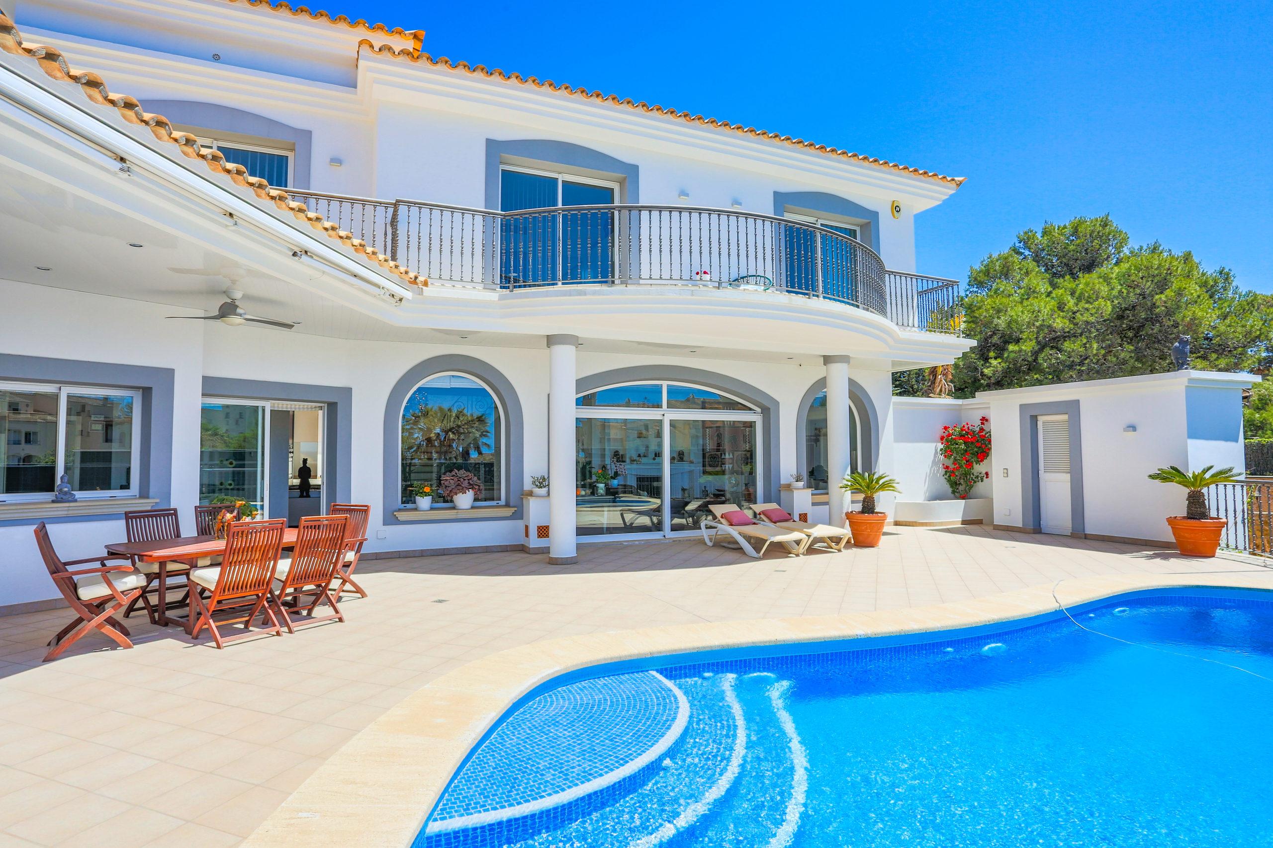 Villa avec vue mer à Santa Ponsa
