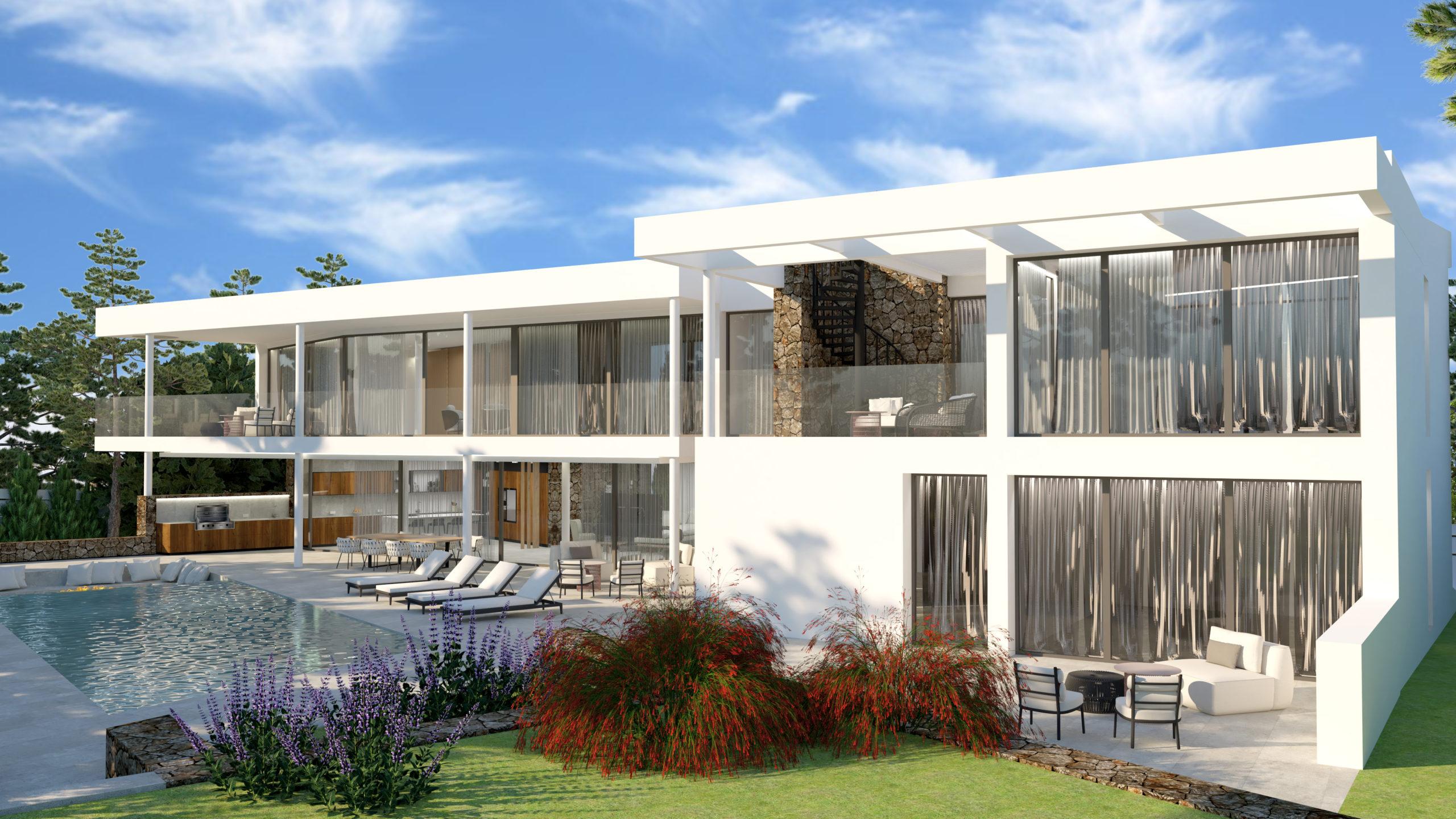 Nouveau projet à Santa Ponsa