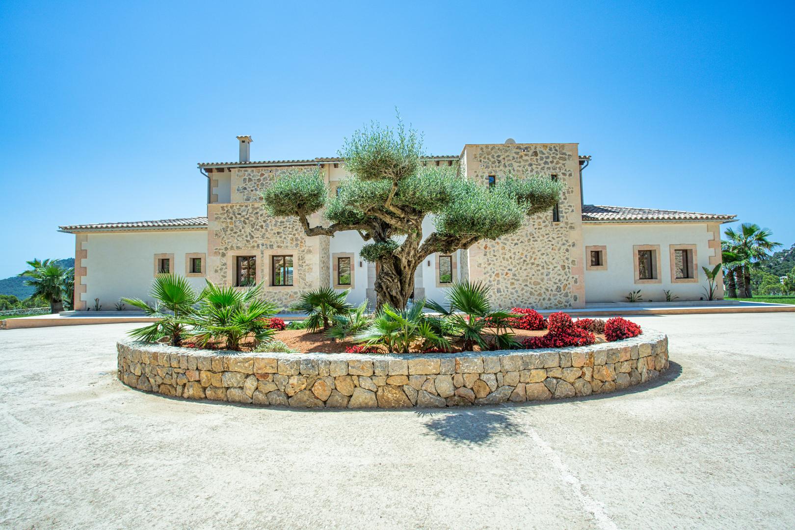 Villa de lujo con vista al Mar en Port Andratx